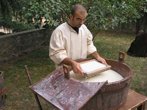 Handmade Paper Process At Home - monselice z22 jpg