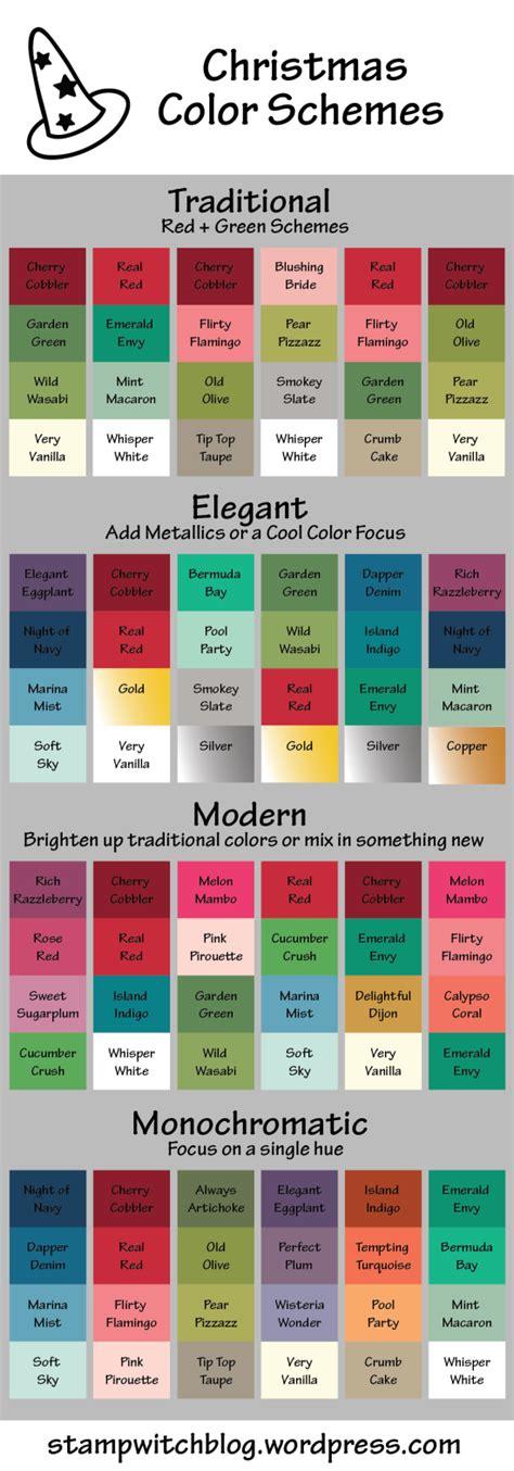 color scheme ideas tag stravaganza cards