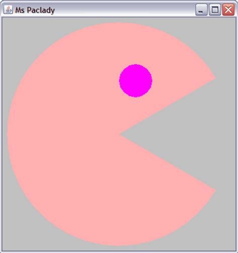 graphics in java swing java exle drawing a face v2