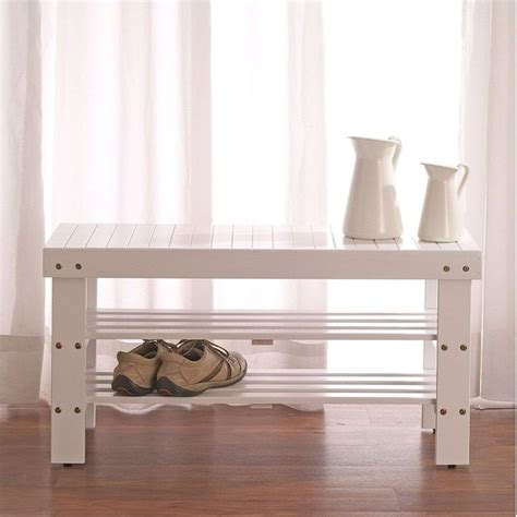 white entryway storage bench white shoe storage bench entryway stabbedinback foyer