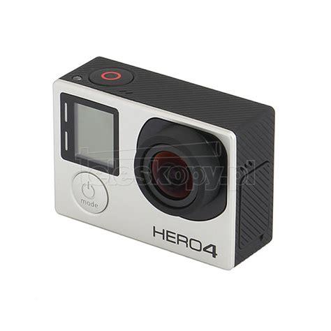 Kamera Gopro 4 kamera gopro 4 silver hero4 z ekranem lcd