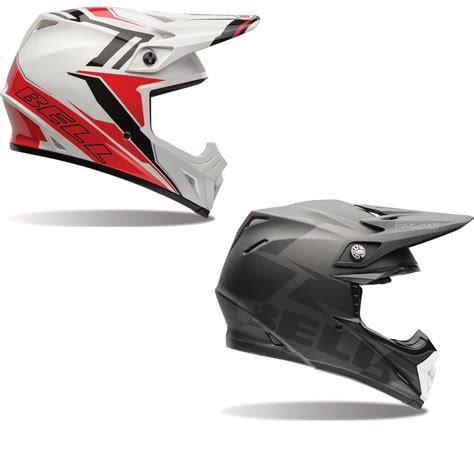 Helm Bell Motocross bell mx 9 barricade motocross helmet mx atv road