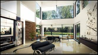 contemporary homes interior modern house interior wip 1 by diegoreales on deviantart