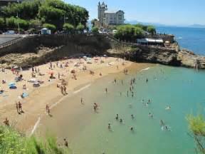 postcard from biarritz