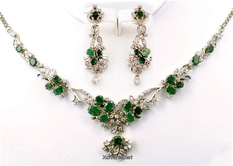 Emerald Jewelry by Emerald Jewelry Collection For Eid Xcitefun Net