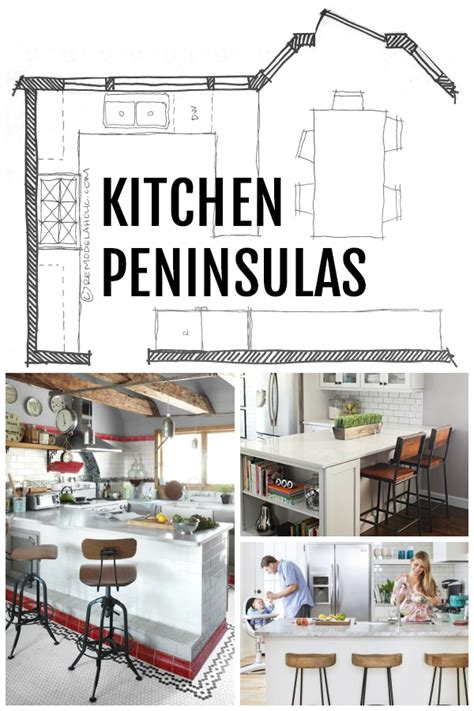 Small Kitchen Islands Ideas Remodelaholic Popular Kitchen Layouts And How To Use Them