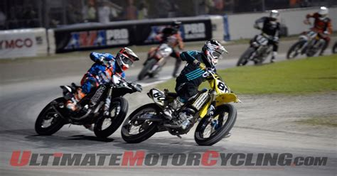 daytona track results 2015 daytona flat track i results thursday 1