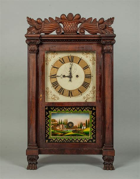 spencer hotchkiss shelf clock