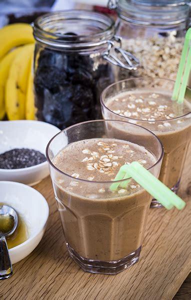 Detox Breakfast Shake by Prune Breakfast Detox Smoothie