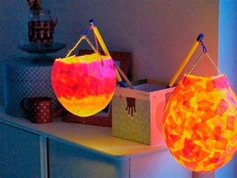 zelf l maken ballon fabriquer des lanternes ballon