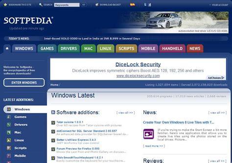 best software website 2014 top 10 software downloading websites free secure