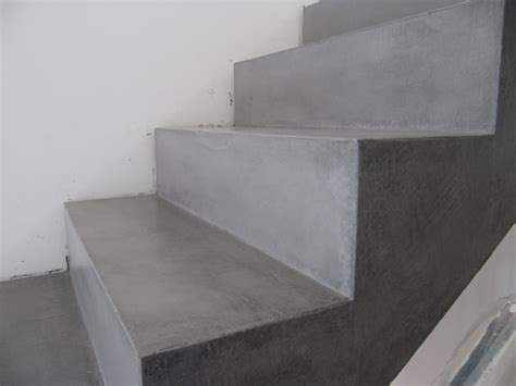 sichtbeton spachteln beton unique beton cire beton cire betontreppe vor und