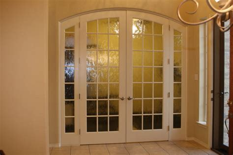 Interior Office Doors Interior Glass Door Project Traditional Home Office By Acme Doors
