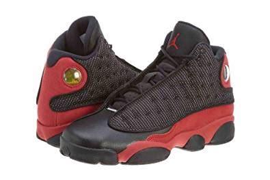 Schuhe Big Air 5 Retro Gs Flash Available Now Im Rabattverkauf Schwarz Rosa Kinder P 200 nike boys air 13 retro gs bred