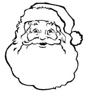 santa claus face printable santa face coloring christmas 228 rben