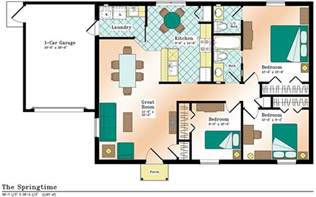 Most Efficient Floor Plans by Most Economical House Plans