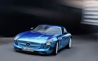 2014 Mercedes Sls Amg Coupe 2014 Mercedes Sls Amg Coupe Electric Wallpaper In
