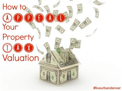 how to appeal your property tax valuation