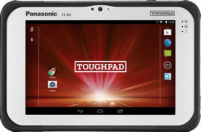rugged tablet india panasonic toughpad fz b2 rugged tablet launched in india specs features price intellect