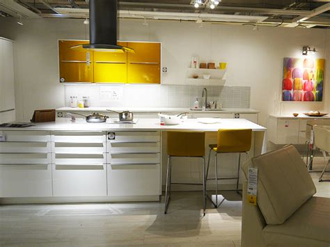 kitchen design ideas an ikea kitchen with fewer wall cabinets ikea debuts 2015 kitchen line filled with ultra efficient