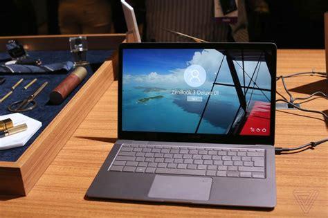 Laptop Asus Zenbook 3 Ux390ua Deluxe asus zenbook 3 deluxe is the new big of the zenbook 3 notebookcheck net news
