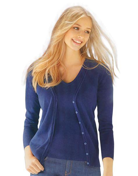 Cross Top Blouse Atasan Wanita Bl982 cheap cardigan set aztec sweater dress