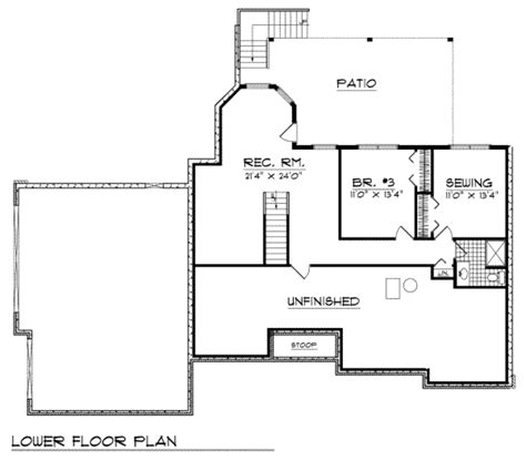 1700 sq ft house plans traditional style house plan 3 beds 2 5 baths 1700 sq ft