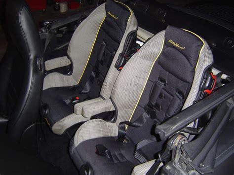 porsche 911 baby seat child seats britax in back of 3 2 pelican