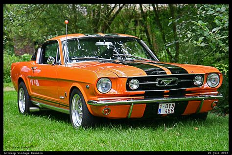 generation mustang ford mustang mustangs 1st generation