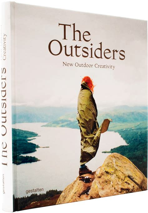 libro the outsiders the new gestalten the outsiders