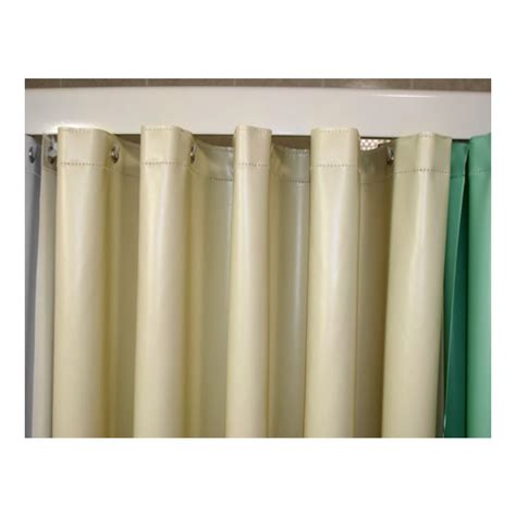 plastic shower curtains 6 x 6 forester 10 gauge vinyl shower curtain beige