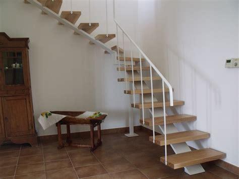 scala di legno per interni scala in legno ed acciaio per interni solai ultra leggeri