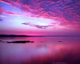 Pink sunset wallpaper 81464 hq desktop wallpapers hd4desktop
