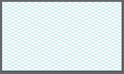 pattern grid illustrator isometric grid template for illustrator the grid system
