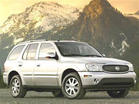 2006 buick rainier pricing ratings reviews kelley blue book