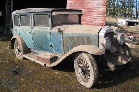 Craigslist Lewiston Farm And Garden by Eighty Years Waiting 1929 Buick Sedan
