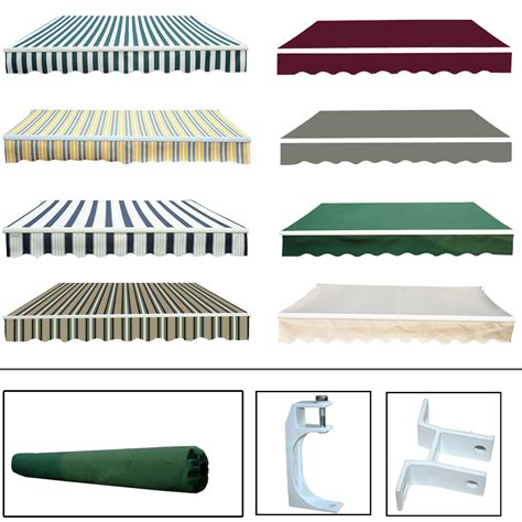 replacement cer awning fabric garden patio awning canopy sun shade shelter replacement