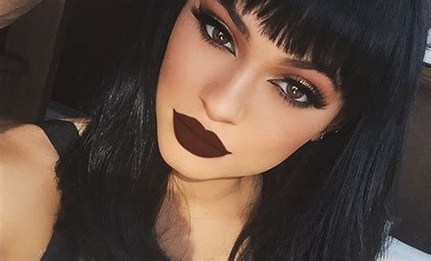 Lipstik Nefertiti 8 must jenner ish fall lipsticks saudibeauty
