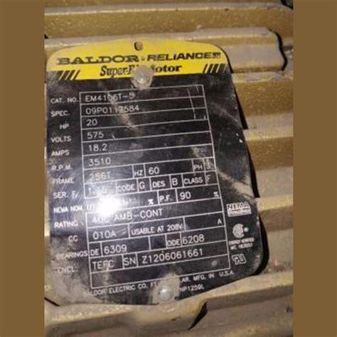 baldor motor nameplate wiring diagram 220 single phase