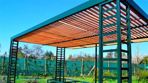 cobertizos metal madera valcomet concreto metal y dise 241 o