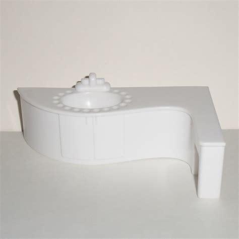 Plastic Vanity Basin by White Plastic Dollhouse Bathroom Sink Vanity Used