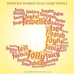 positive words starting with j wordcloud positive words