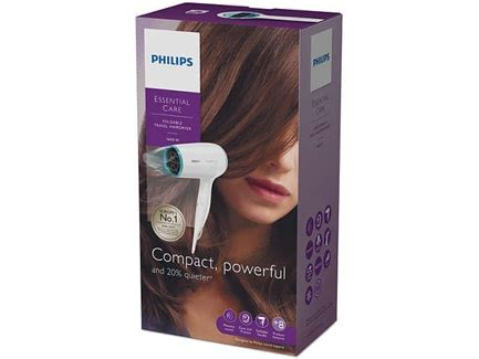 Philips Hair Dryer Price In Sri Lanka buy philips essentialcare 1600w compact foldable hair