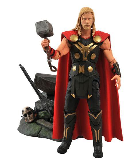 Marvel Select Thor marvel select thor 2 the world figure select ebay