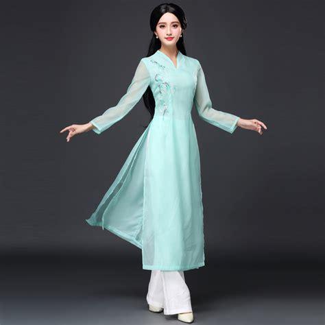 Baju Dress Lq 10 Cheongsam Maron new arrival 2017 ao dai traditional dress qipao cheongsam dress