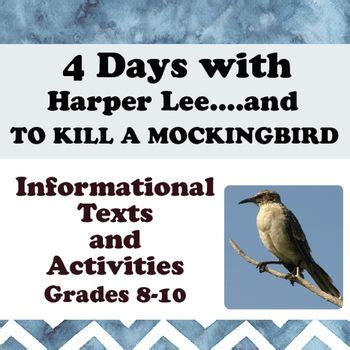 harper lee biography lesson plan 23 best images about leadership lessons on pinterest