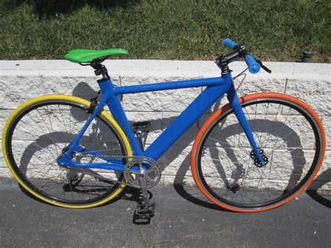 Sepedah Bmx United modifikasi sepeda fixie color modifikasi sepeda fixie