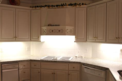 Elegant Kitchen Cabinet Lights On House Design Ideas With Light Cabinet Kitchen