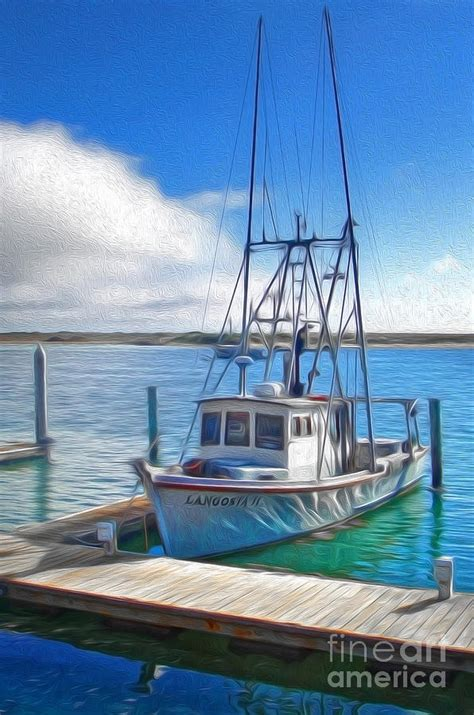 morro bay boat tours morro bay fishing boat painting by gregory dyer
