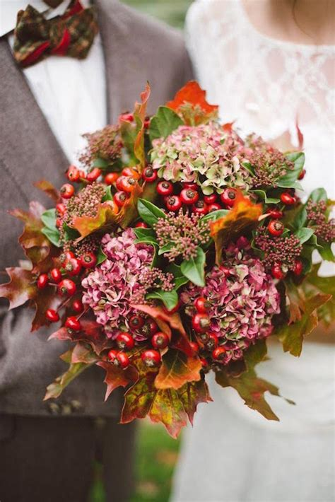Fall Wedding Bouquets by Flowers For Fall Bouquet Recipes For Autumn Weddings